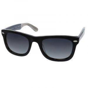 Polarizační brýle hranaté černé