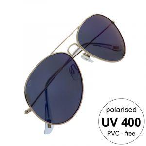Polarizační brýle pilot modré TOSH