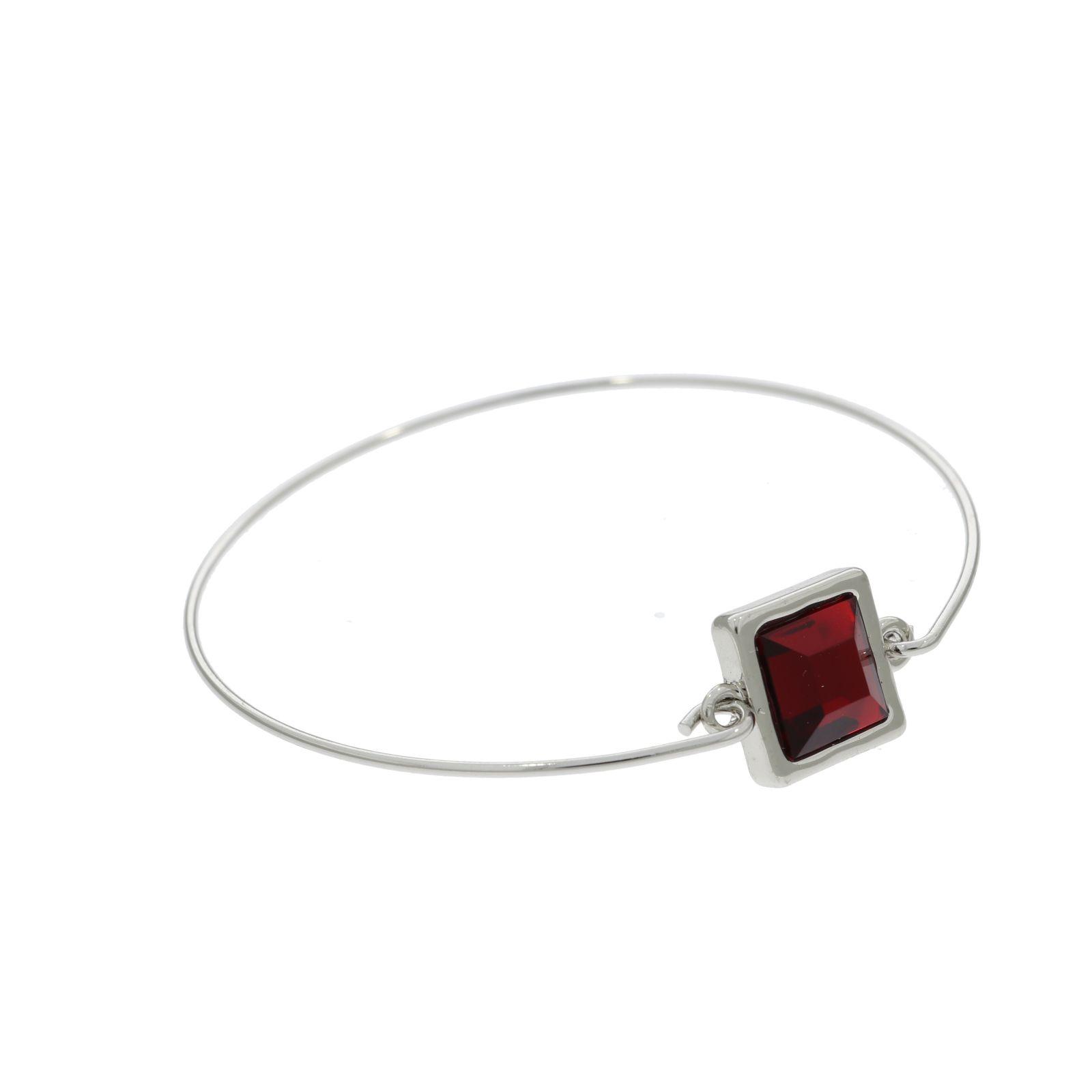 Náramek s červeným kamínkem GIIL