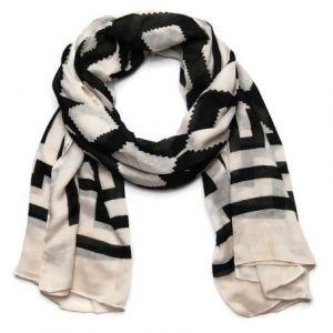 Šátek/pareo s geometrickými tvary