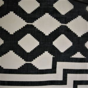 Šátek/pareo s geometrickými tvary 1