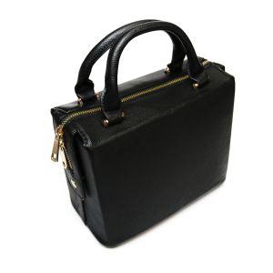 Klasická černá kabelka