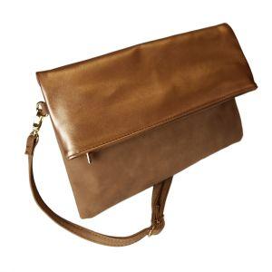 Měděná překládaná kabelka