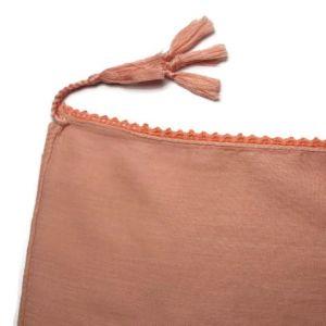 Meruňkový šátek 100% bavlna 1