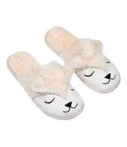 Pantofle s ovečkou