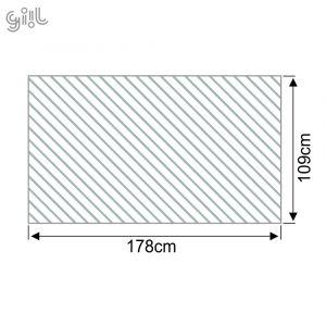 Šátek/pareo s geometrickými tvary 2