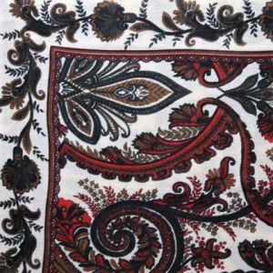 Šátek s filigránovým vzorem 1