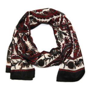 Šátek s filigránovým vzorem