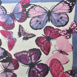 Šátek s motýlky Giil