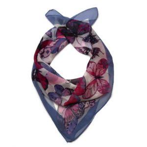 Šátek s motýlky