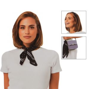 Puntíkovaný šátek 3