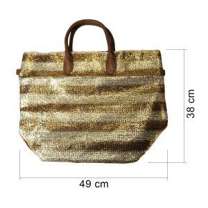 Velká zlatavá taška 3