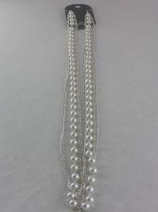 Dlouhý perličkový náhrdelník