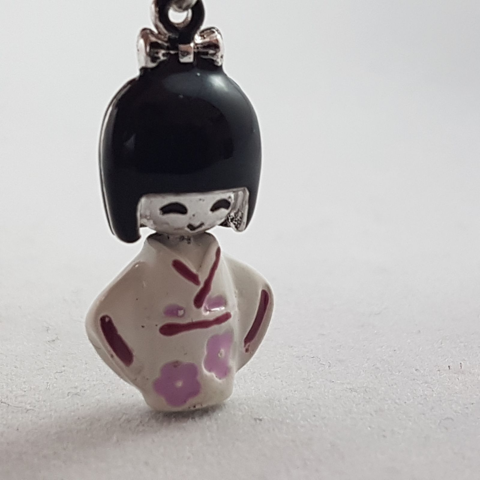 Visací náušnice Geisha GIIL