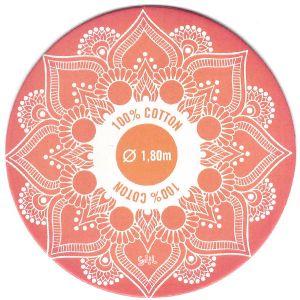 Šátek ve tvaru mandaly - sovy GIIL