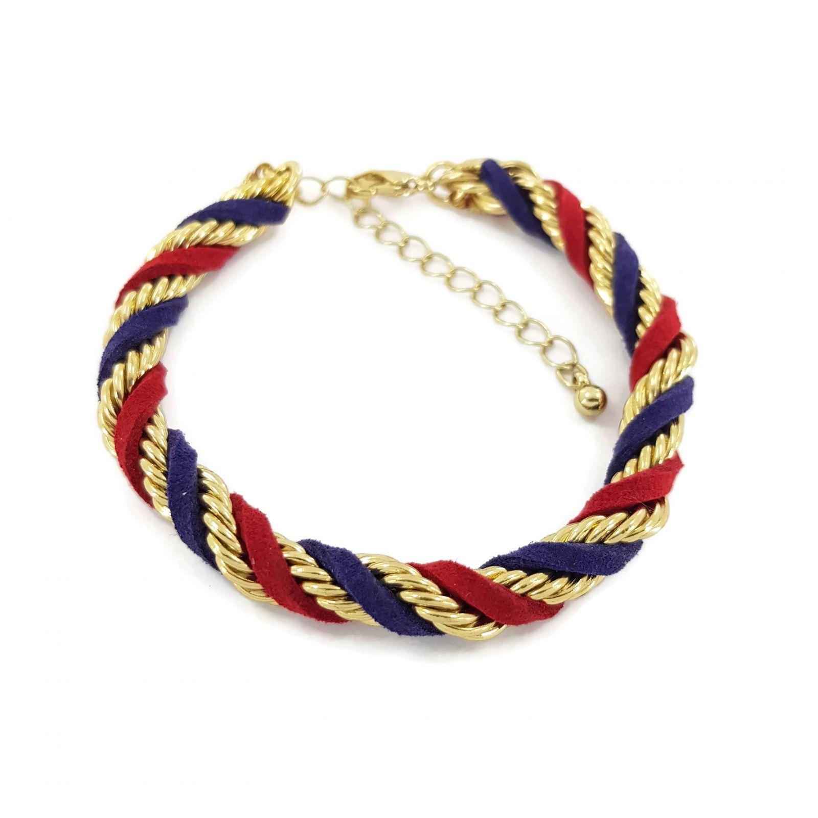 Náramek námořnický provaz
