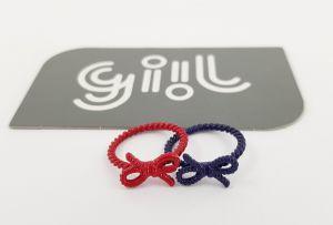 Prsteny Modrý a červený provaz GIIL