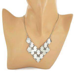 Stříbrný náhrdelník šipka GIIL