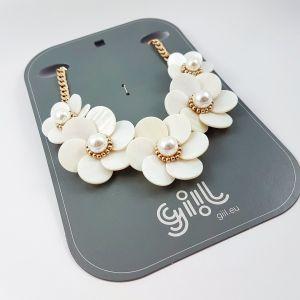 Náhrdelník s překrásnými květy 2