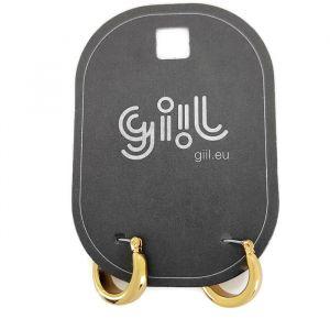 Zlaté mini kroužky GIIL
