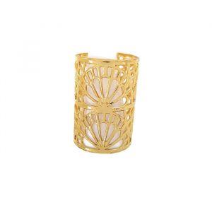 Zlatý dlouhý prsten univerzál GIIL