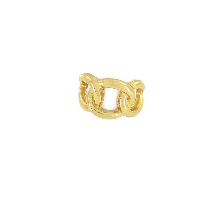 Zlatý prstýnek ze tří ok GIIL