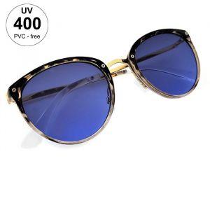 Dámské sluneční brýle s modrými skly GIIL
