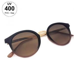 Dámské sluneční brýle se zlatými prvky GIIL