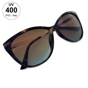 Dámské sluneční brýle vzorovaného stylu a s kovovými stranicemi GIIL