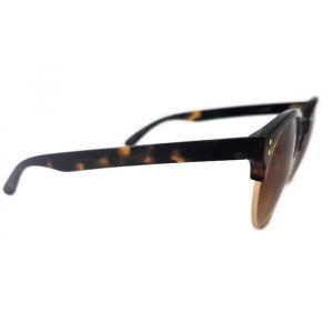 Dámské sluneční brýle s kulatými skly a se vzorem GIIL