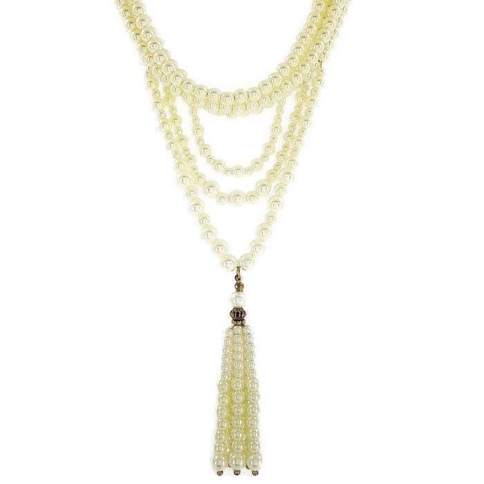 Perličkový náhrdelník GIIL