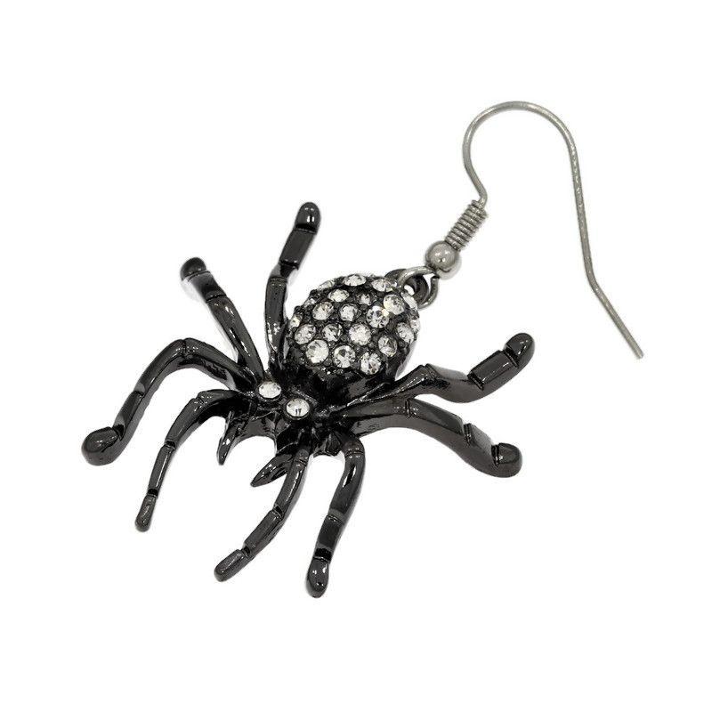 Velký černý pavouk GIIL