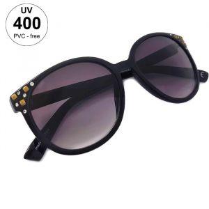 Černé brýle s třpytivými kamínky