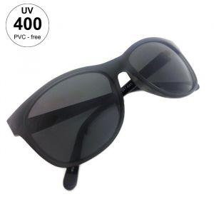 Černé brýle s mramorovým vzorem na stránici